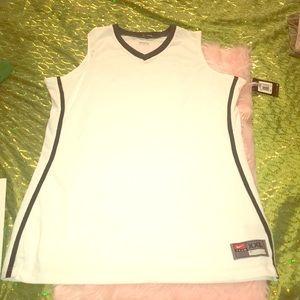 Nike Womens Blank Jersey Top XXL